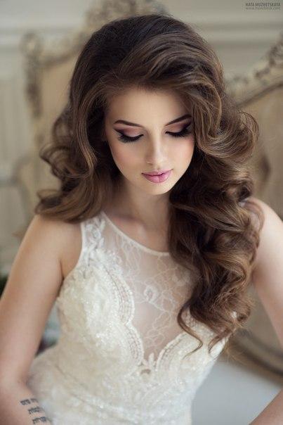 Прически на длинные волосы без кудрей своими руками